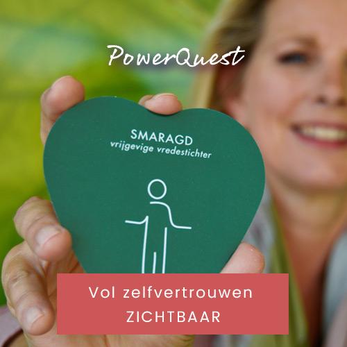 PowerQuest | Vol vertrouwen zichtbaar